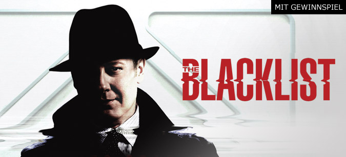 The Blacklist - Die komplette erste Season © Sony Pictures Home Entertainment
