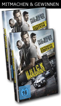 Brick Mansions © Universum Film