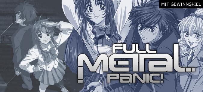 Full Metal Panic! © Nipponart