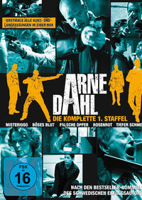 Arne Dahl © Edel:Motion